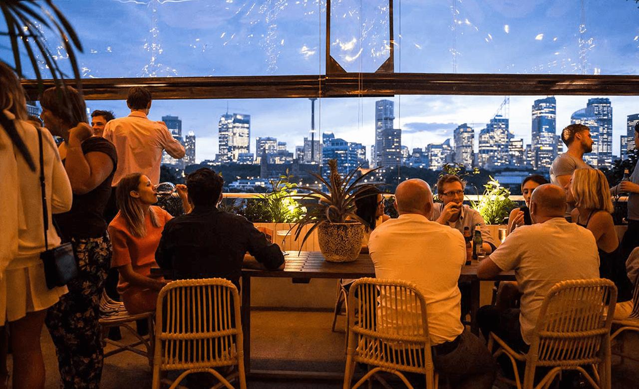 Top Ten Inner City Oasis Bars In Sydney