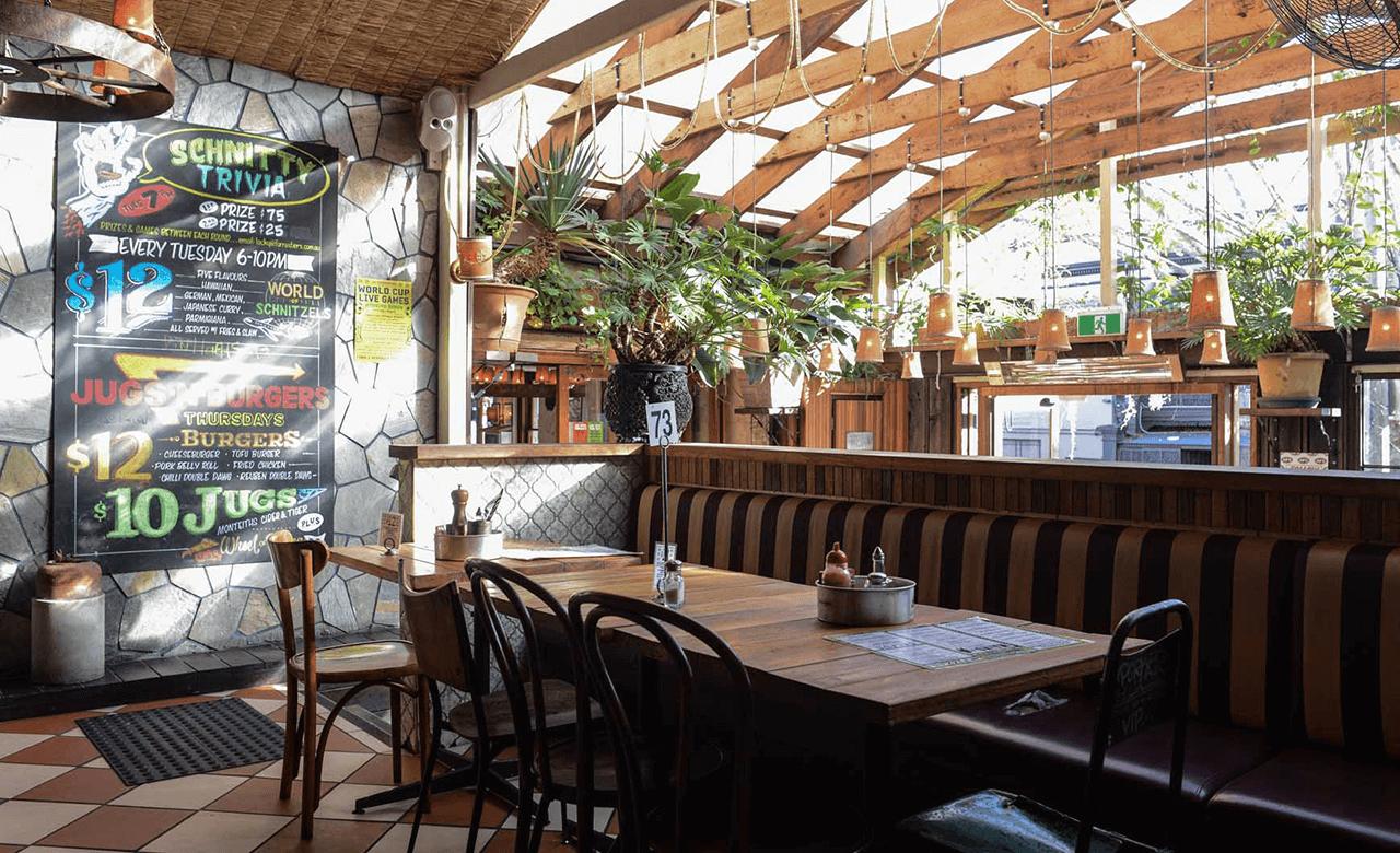 Gentil Top Ten Inner City Oasis Bars In Sydney